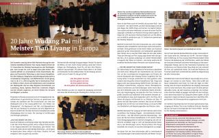 20 Jahre Wudang Pai mit Meister Tian Liyang in Europa
